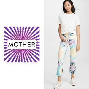 Mother Superior The Tripper Tie Dye Jeans